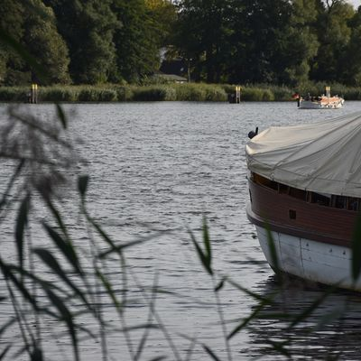 Boot in der Havel